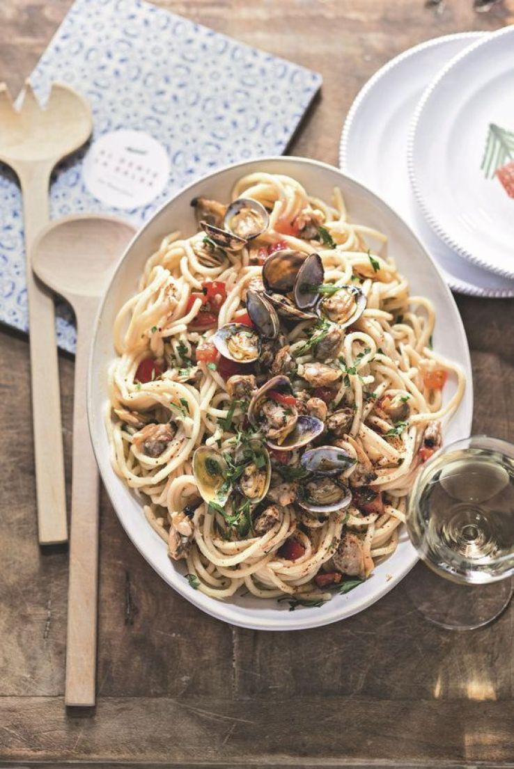 Spaghetti aux palourdes sfr news for Cuisiner des palourdes