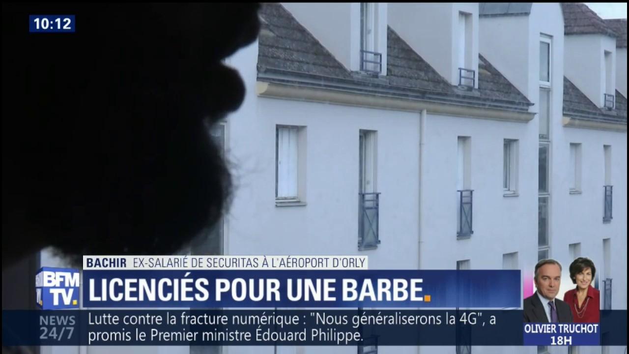 Report du procès des agents licenciés pour une barbe trop longue — Prud'hommes