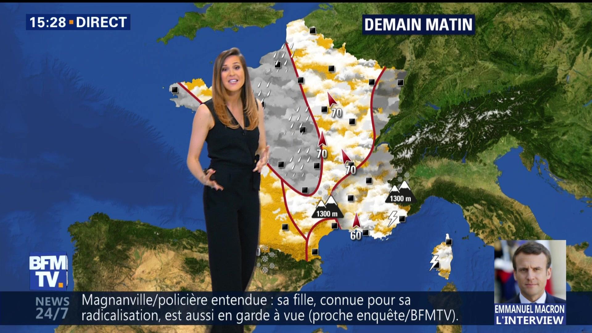 La météo de ce mercredi 11 avril en Corse