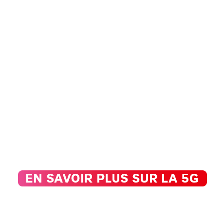 Top depart de la 5g sfr business