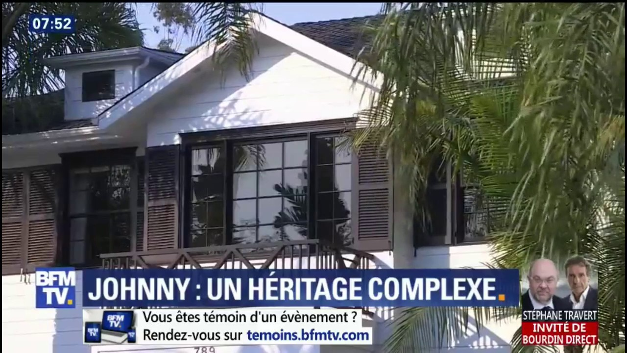 Pétition: notre Johnny Hallyday National doit rester en France