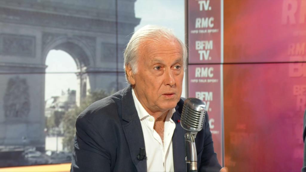 Jean-François Delfraissy est le président du comité national d'éthique.