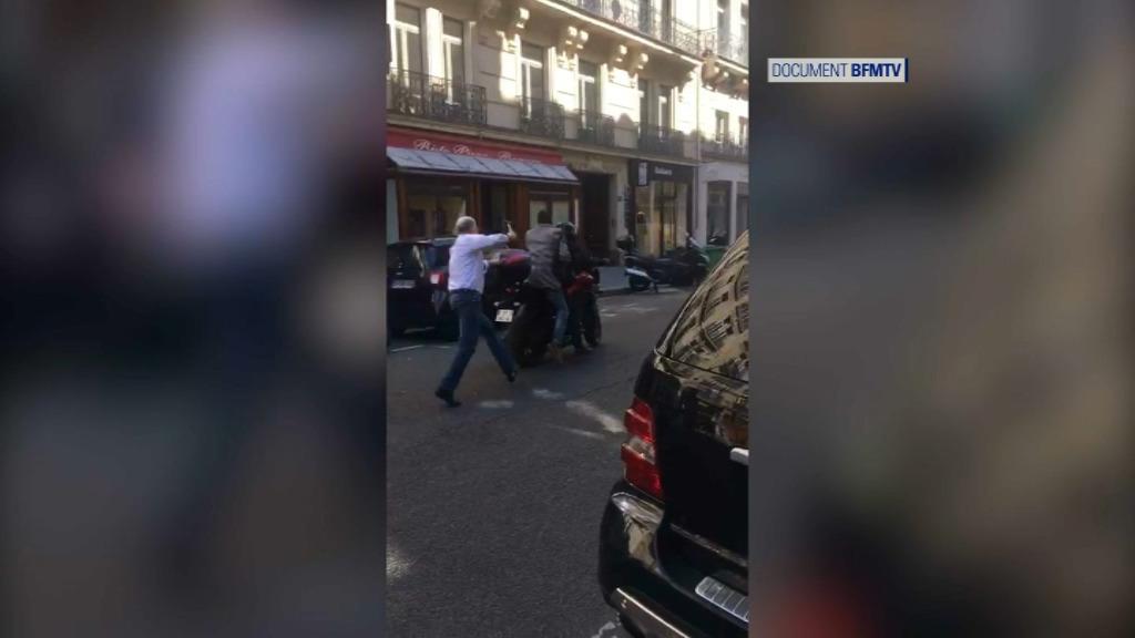 Une horlogerie de luxe se fait braquer à Paris