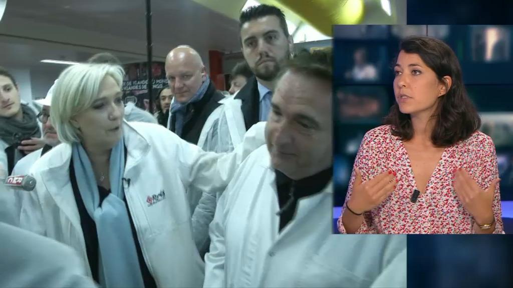 Marine Le Pen mise en examen dans l'affaire des assistants parlementaires européens