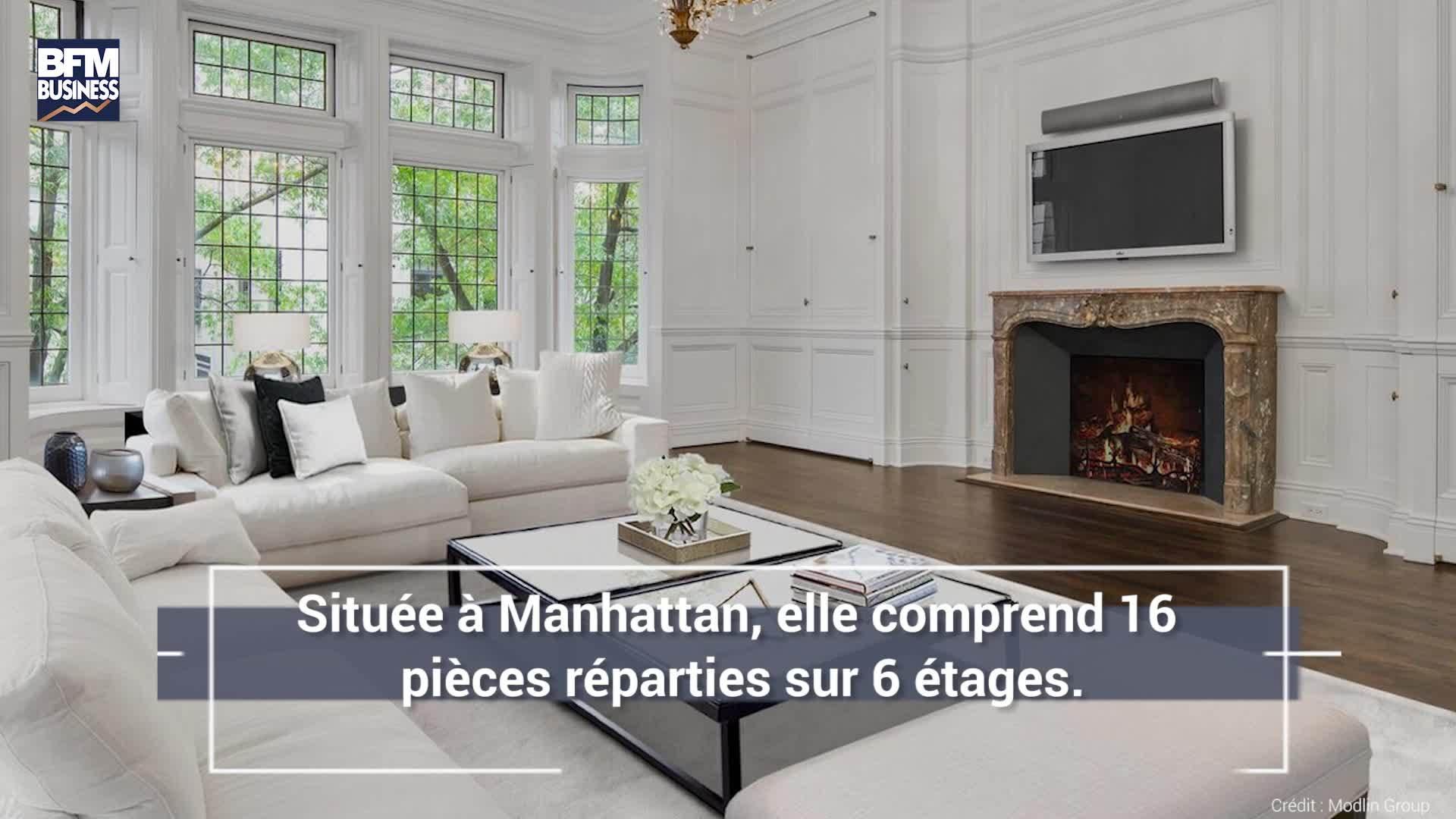 EN VIDEO - Le manoir new-yorkais où a vécu Michael Jackson est à vendre