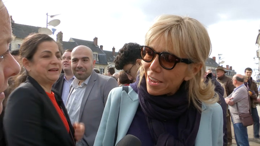 Tiphaine Auzière, belle-fille d'Emmanuel Macron, suppléante dans le Pas-de-Calais
