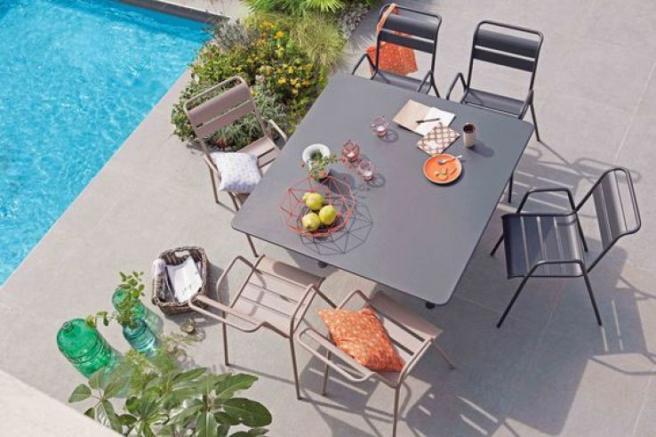 Assez Outdoor : des salles à manger pour profiter du soleil - SFR News SY53