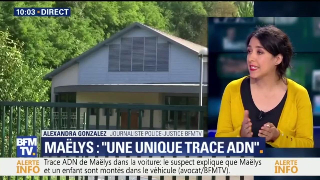 Une information judiciaire ouverte — Disparition de Maëlys