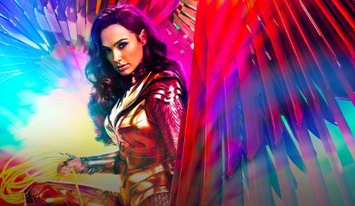 visuel Wonder Woman 1984
