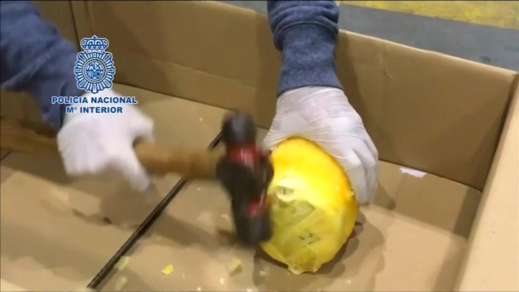 Espagne/Portugal: 745 kg de cocaïne cachés dans des ananas