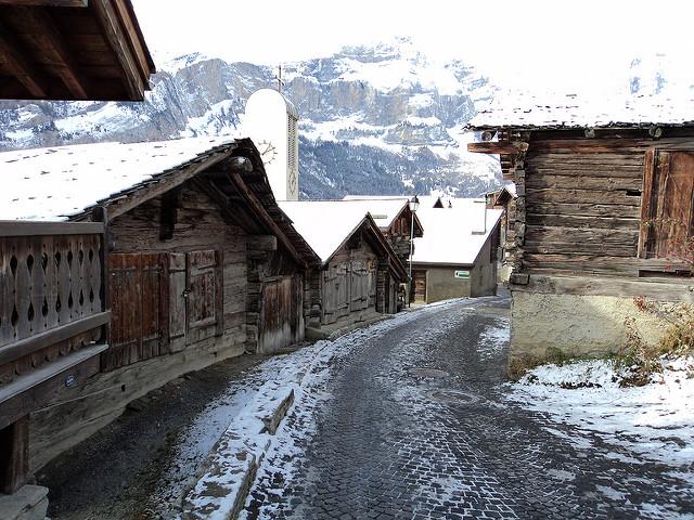 Un village offre 20.000 euros aux nouveaux habitants — Suisse