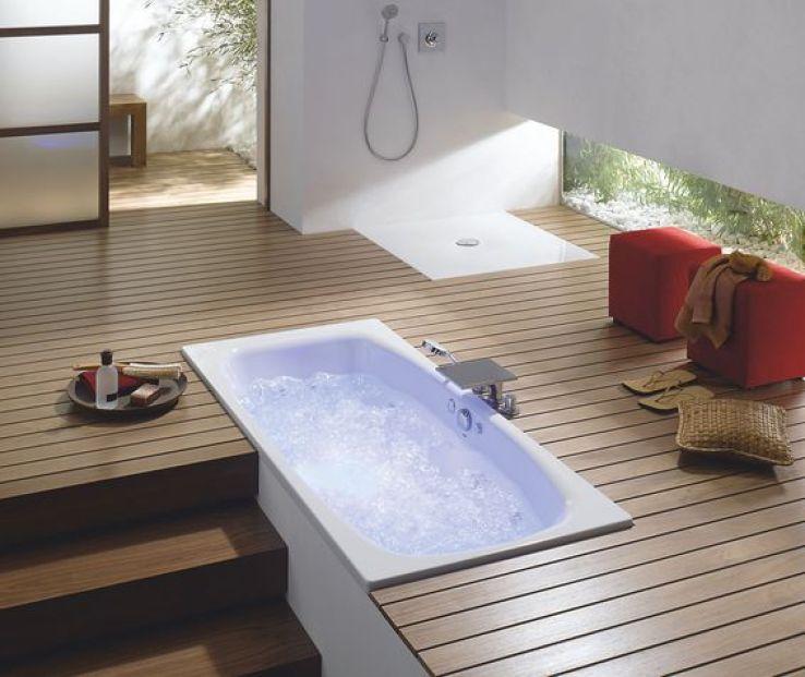 12 baignoires baln o qui en jettent sfr news - Baignoire balneo thala ...