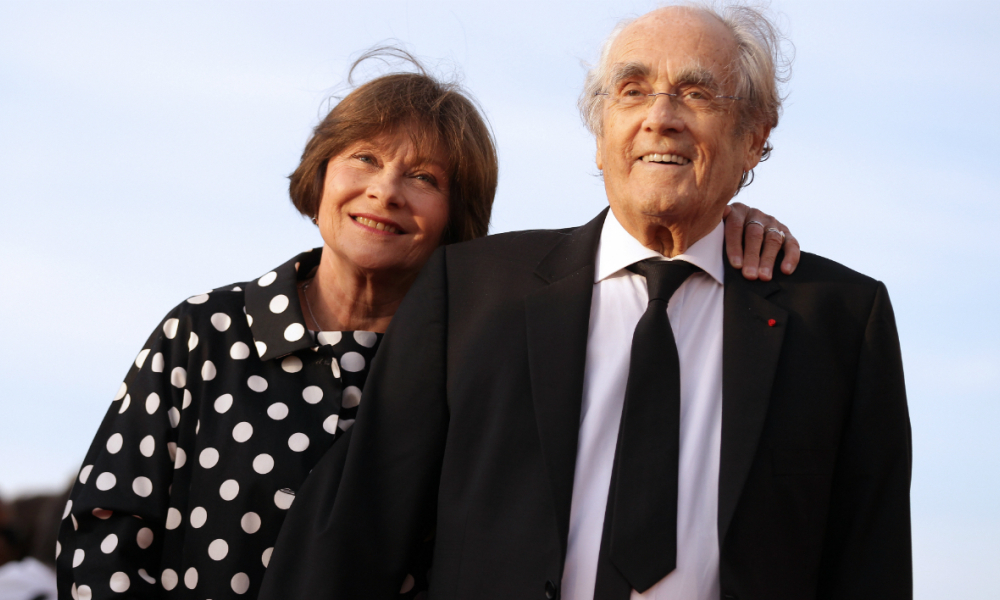 Macha Meril et Michel Legrand