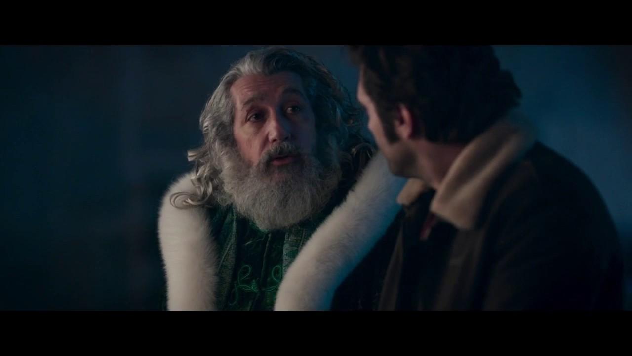 EN VIDEO - Alain Chabat se transforme en Père Noël et livre un conte plein d'humour au cinéma