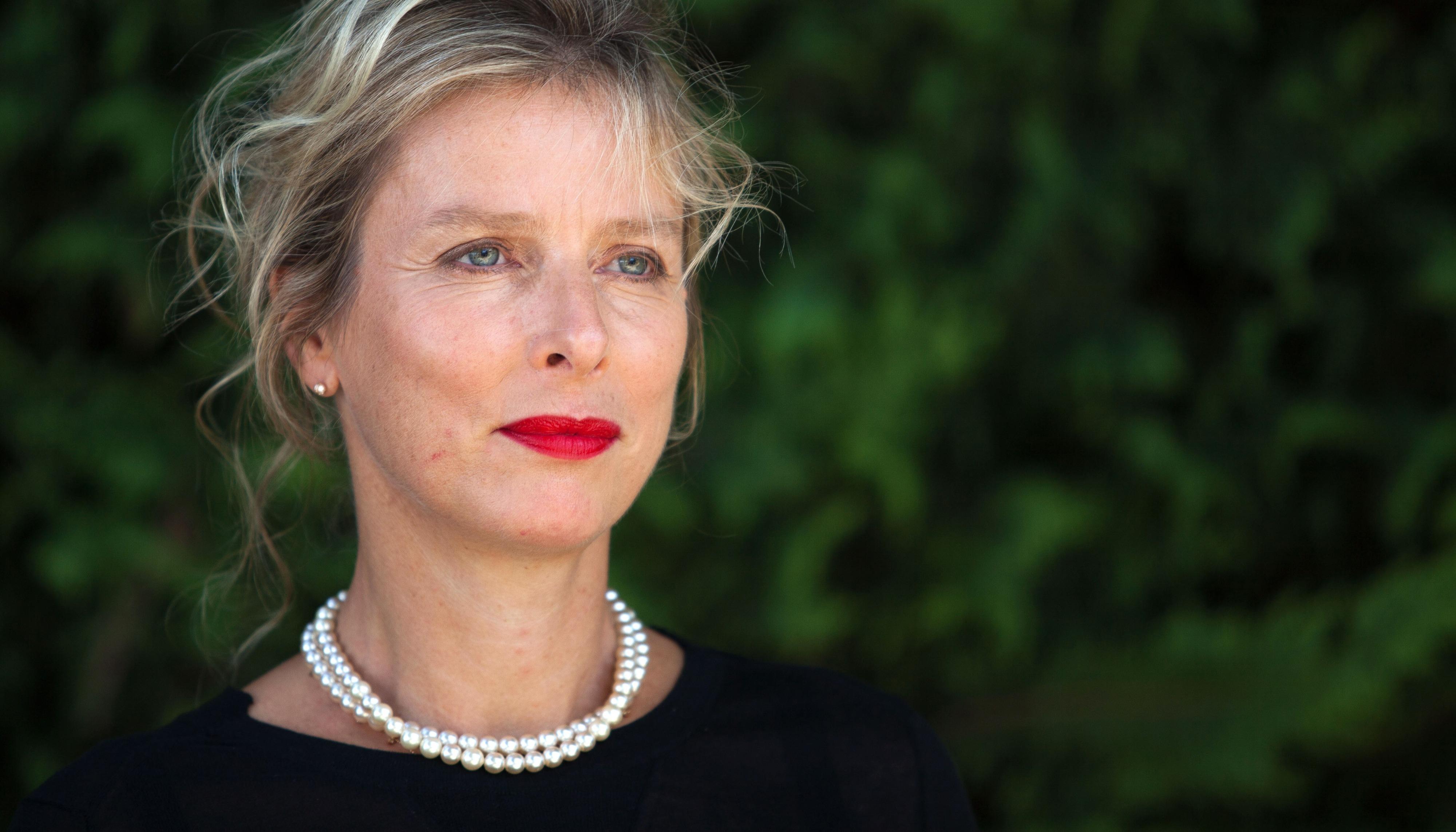 Karin Viard en août 2016
