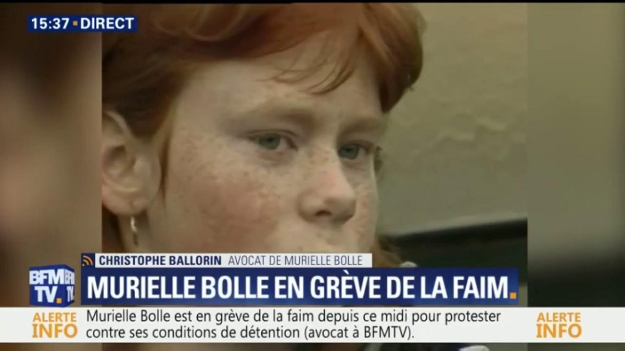 Murielle Bolle, toujours incarcérée, entame une grève de la faim — Affaire Grégory