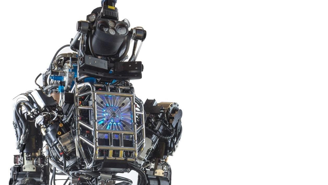 Le robot humanoïde Atlas