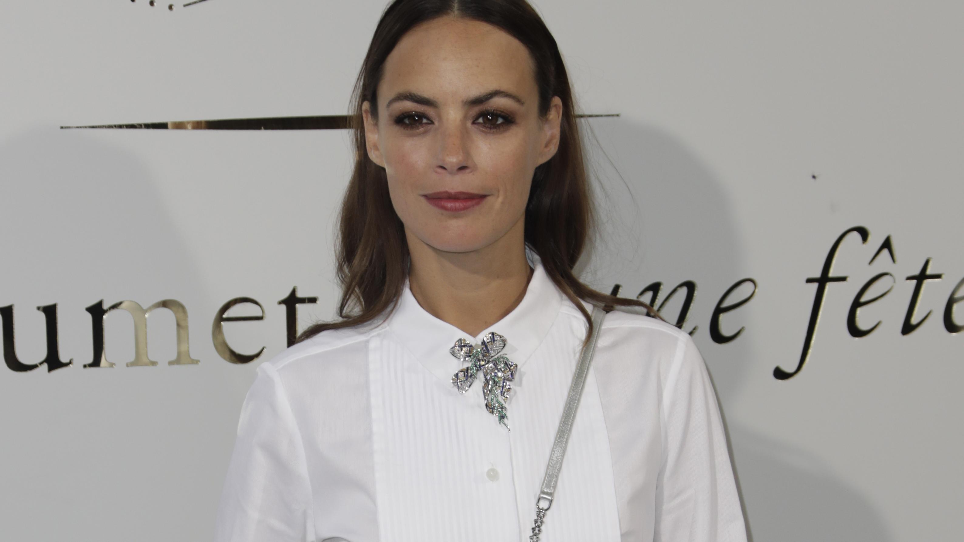 Bérénice Béjo en février 2017 à Paris