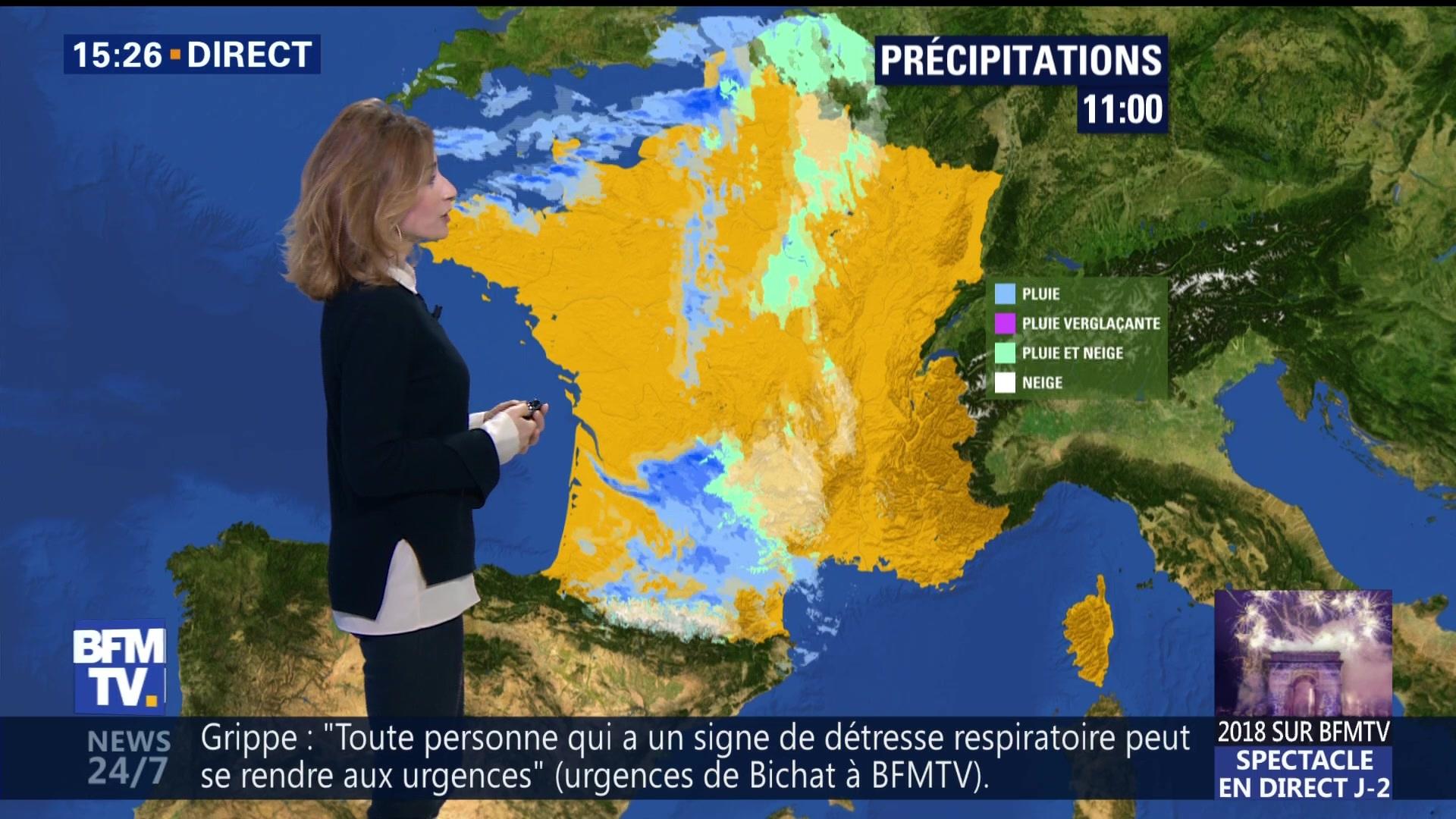 Neige et verglas : vigilance orange dans les Alpes