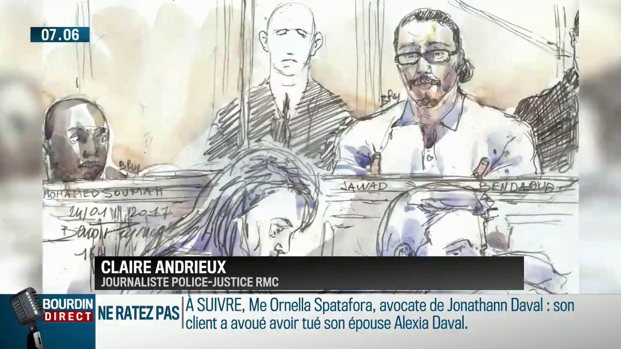 Relaxe de Jawad Bendaoud qui avait logé des jihadistes du 13-Novembre