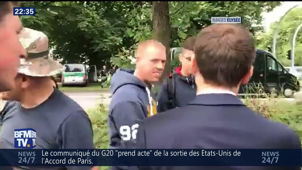 Le G20 se termine par un accord en demi-teinte — Hambourg