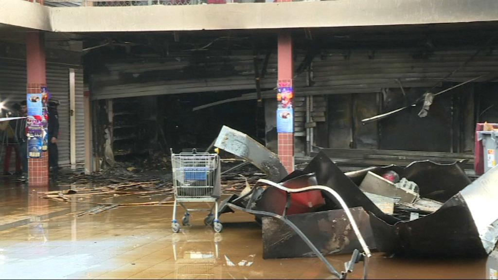 Créteil : une épicerie casher incendiée