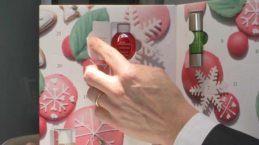 EN VIDEO - Cosmétique, boisson, alimentation… le calendrier de l'avent, c'est aussi pour les adultes