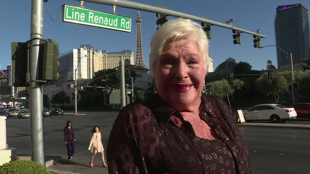 Line Renaud : une rue porte son nom à Las Vegas