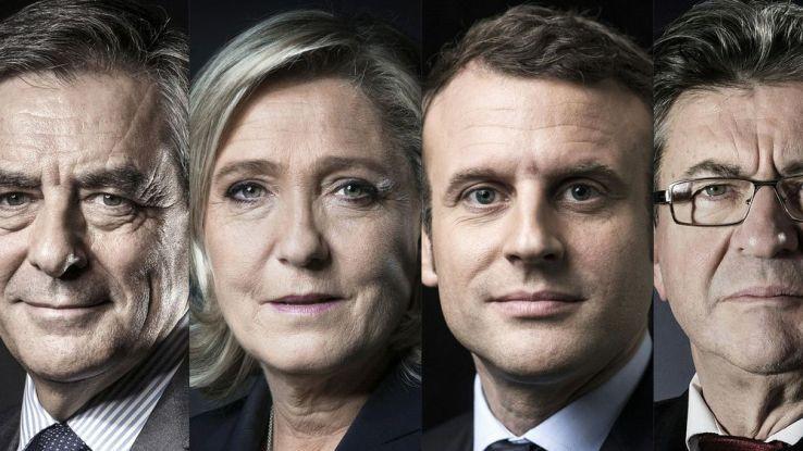 Dernier sondage avant le premier tour: Marine Le Pen progresse d'un point