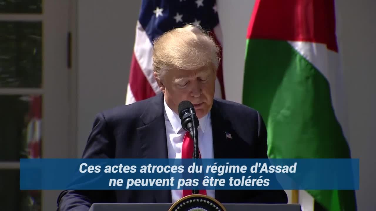 Poutine surpris par Trump sur son propre terrain — Syrie