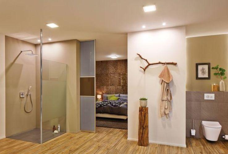Salle de bains 12 luminaires de choc sfr news for Luminaire plafond salle de bain
