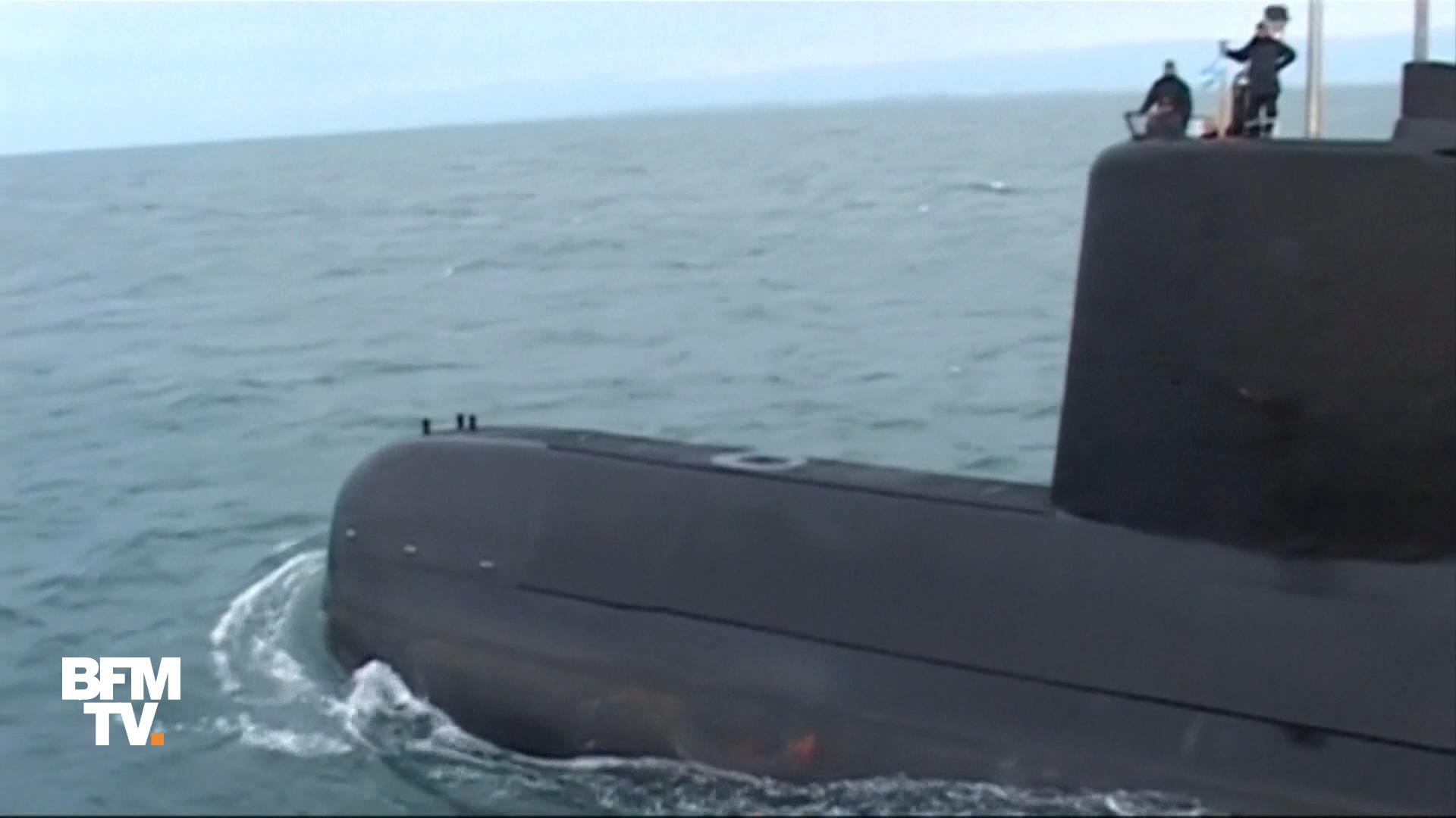 L'Argentine à la recherche de son sous-marin disparu
