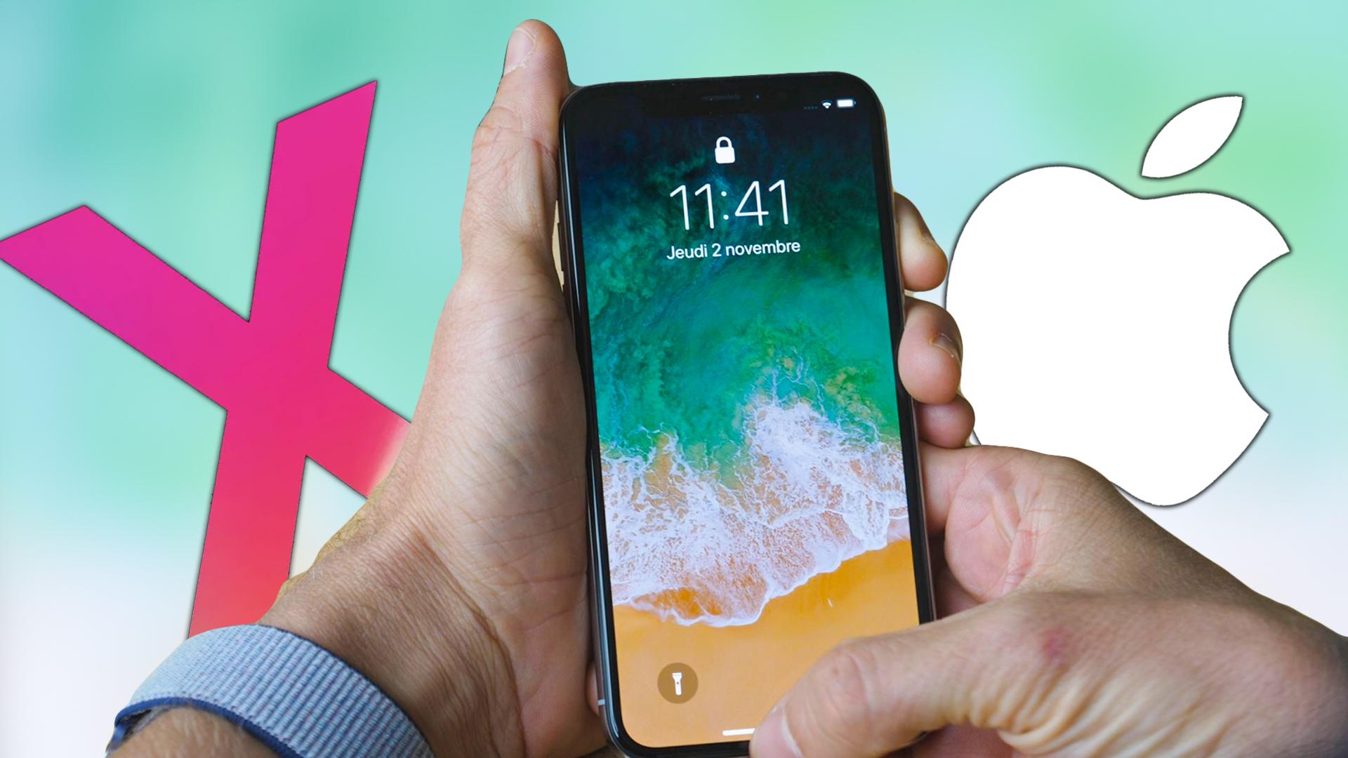 EN VIDEO - 10 jours avec l'iPhone X : ce qu'on aime et ce qu'on n'aime pas
