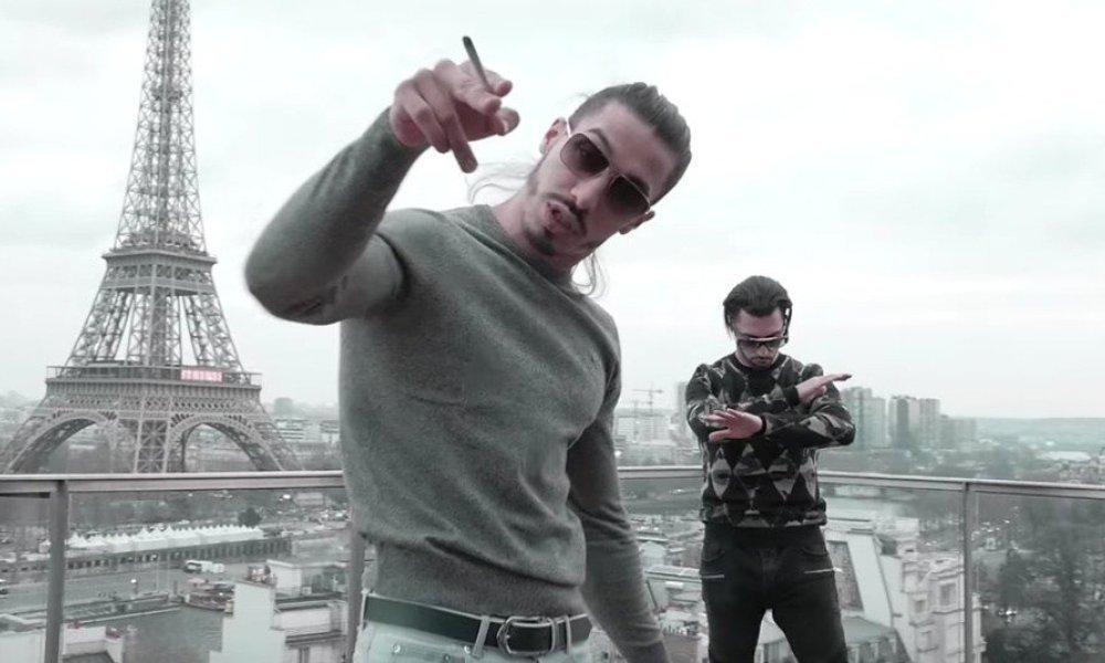 Le duo français PNL