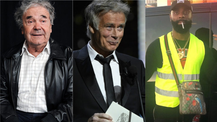 Pierret Perret, Franck Dubosc et Kaaris