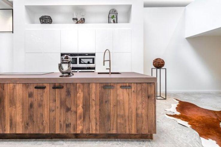 Préférence On craque pour ces cuisines en bois - SFR News MP44