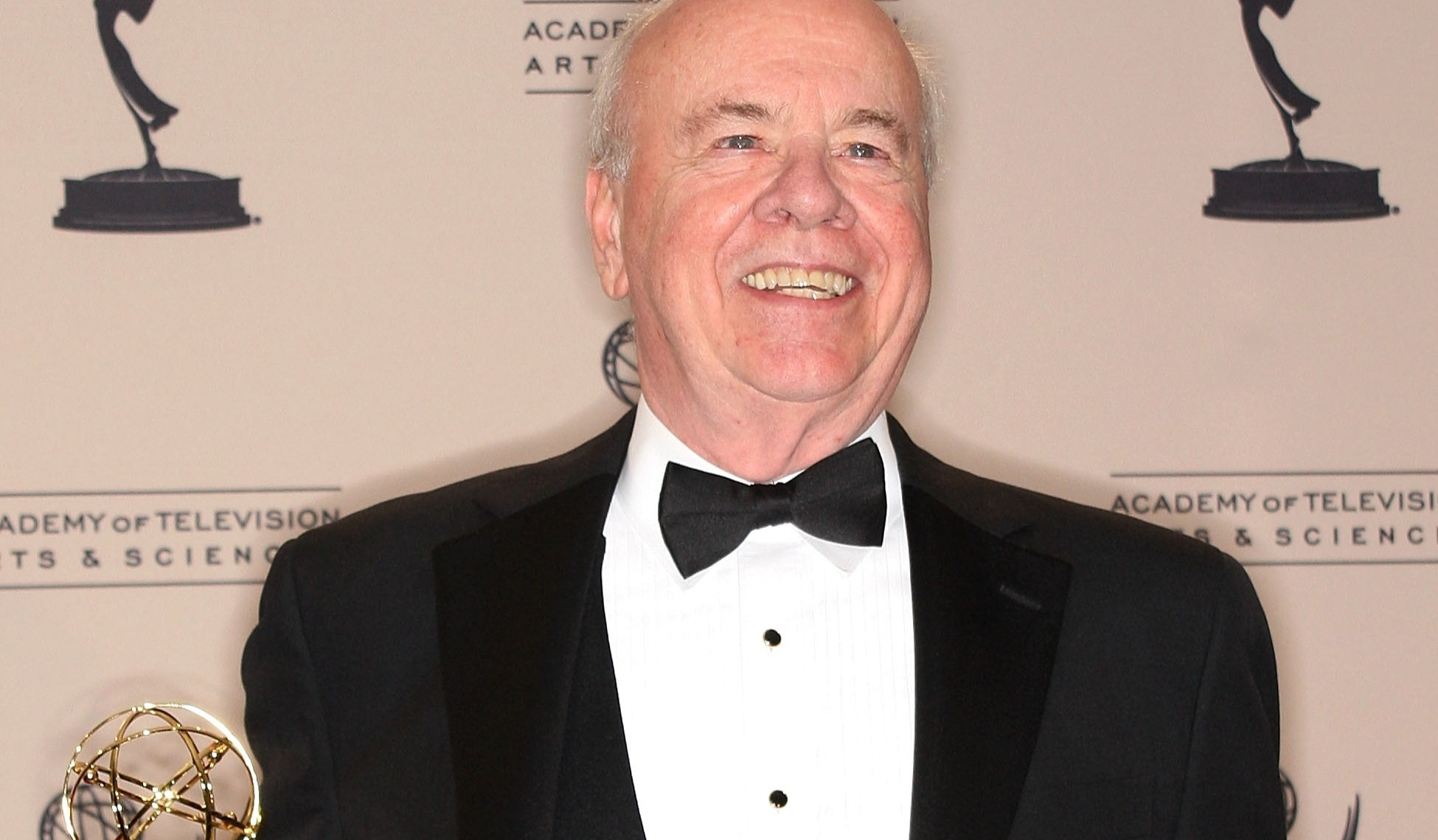 Tim Conway aux Emmy Awards 2008, où il a remporté un prix pour son rôle de guest dans