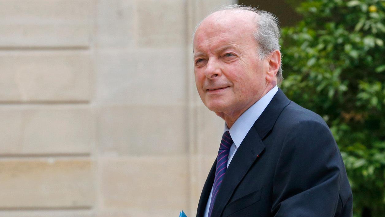 Jacques Toubon, le 21 juillet 2014.