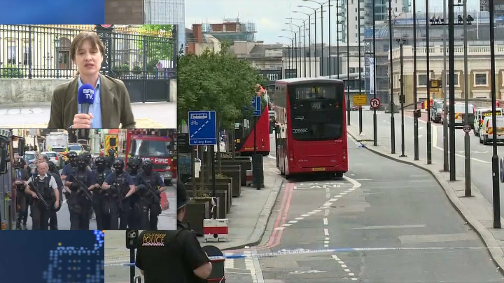 L'attentat de London Bridge fait 7 morts — Londres
