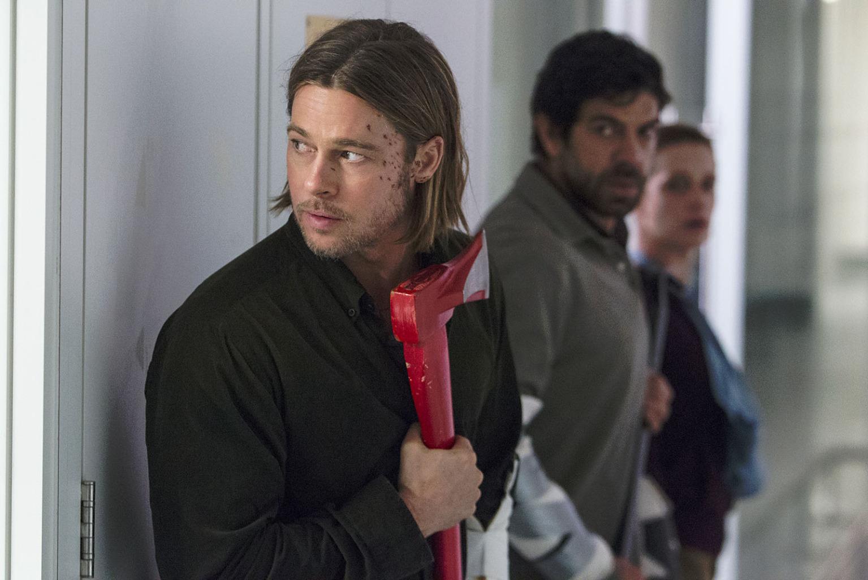 Brad Pitt dans