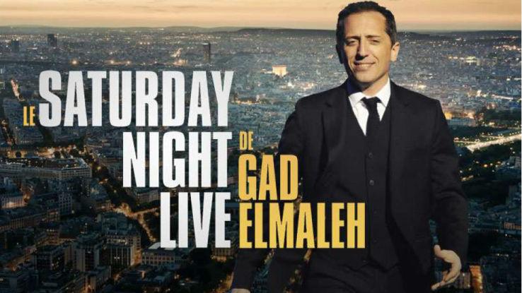 Ce que prépare Gad Elmaleh sur M6 — Saturday Night Live