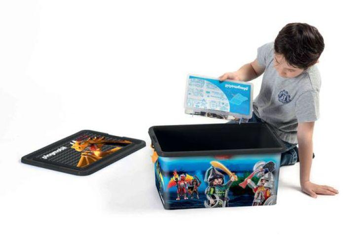 un kit de rangement pour les playmobil sfr news. Black Bedroom Furniture Sets. Home Design Ideas