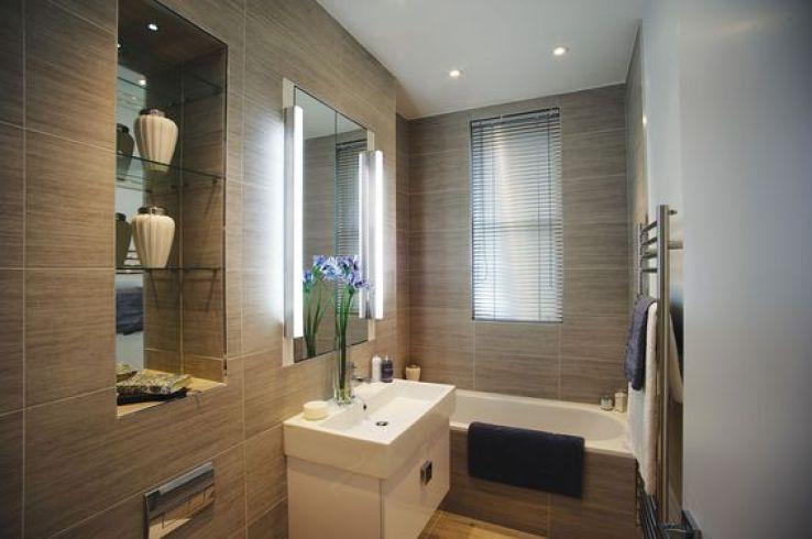 Salle de bains 12 luminaires de choc sfr news - Luminaire pour salle de bain ikea ...