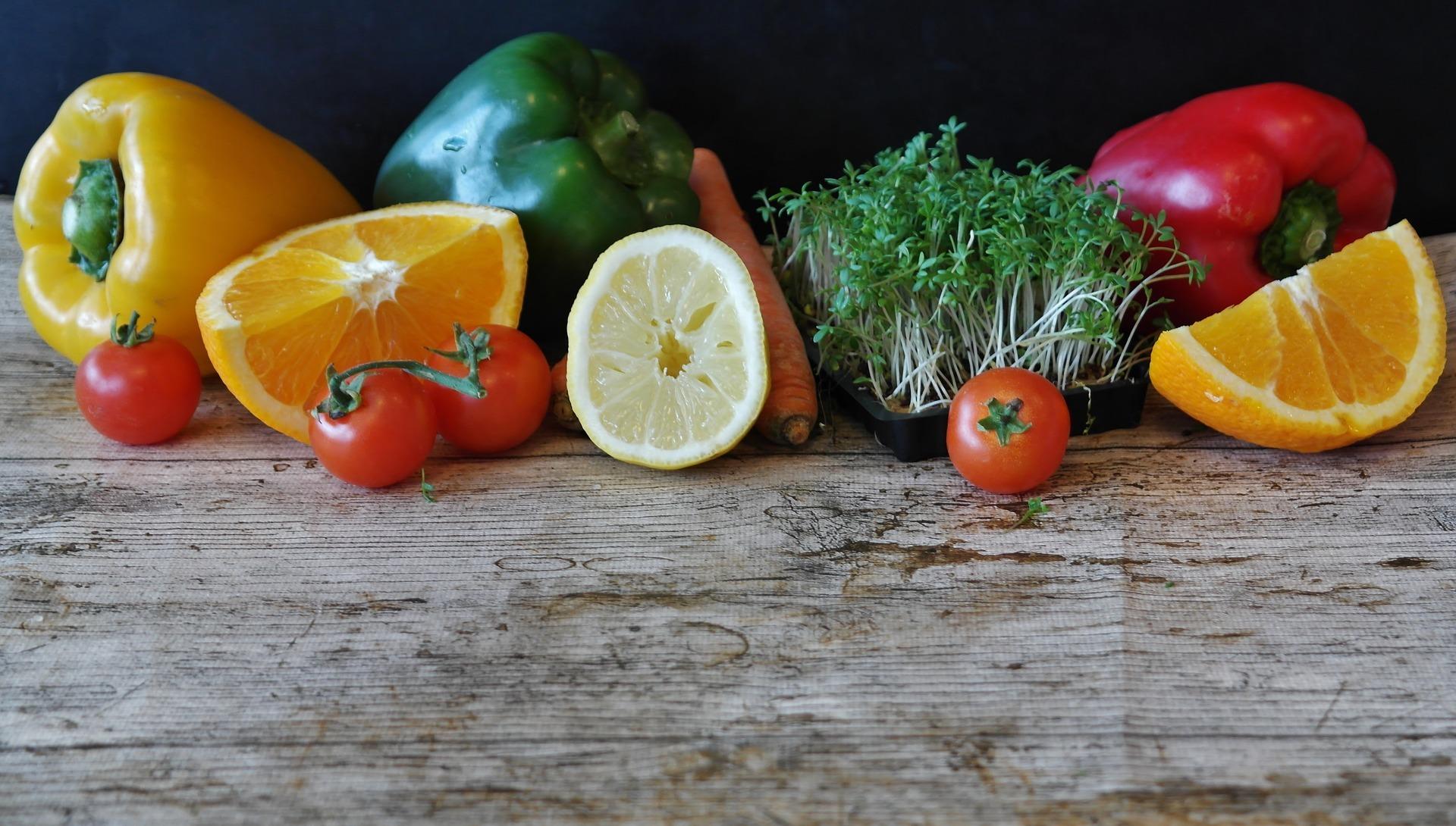 fruits et légumes, amazon