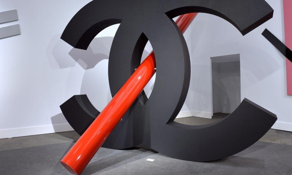 Le logo Chanel