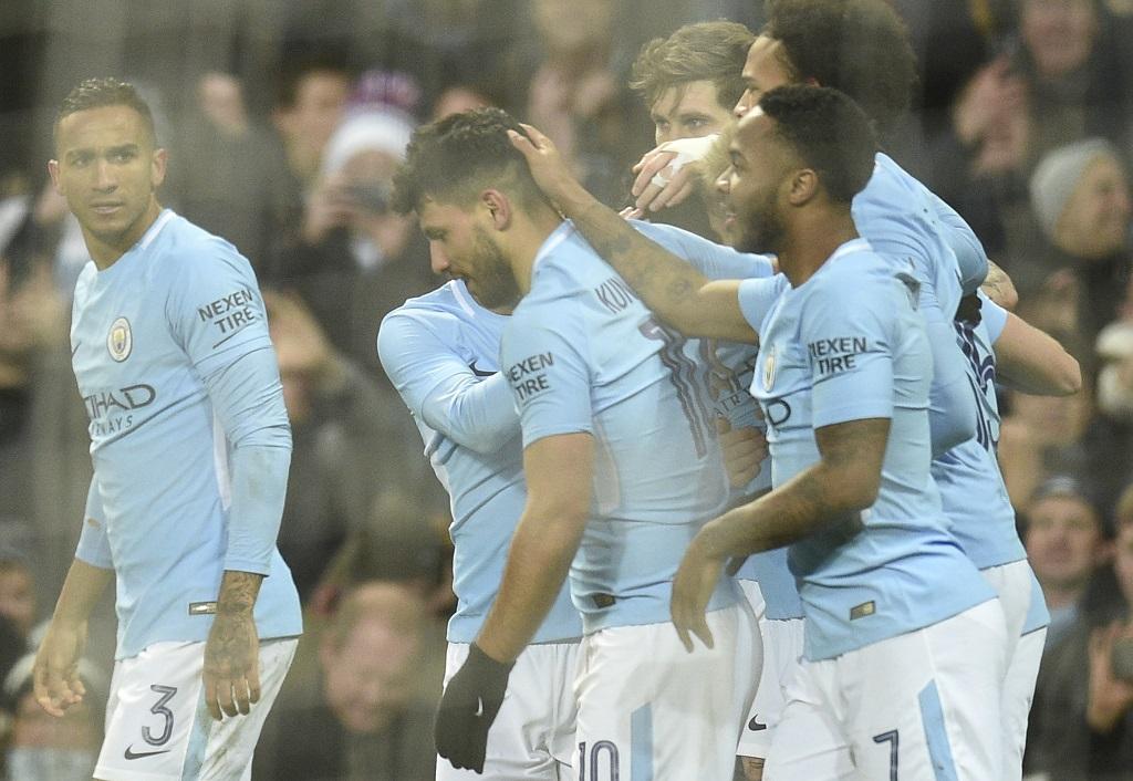 FA Cup (3eme tour) : Manchester City a pris son temps