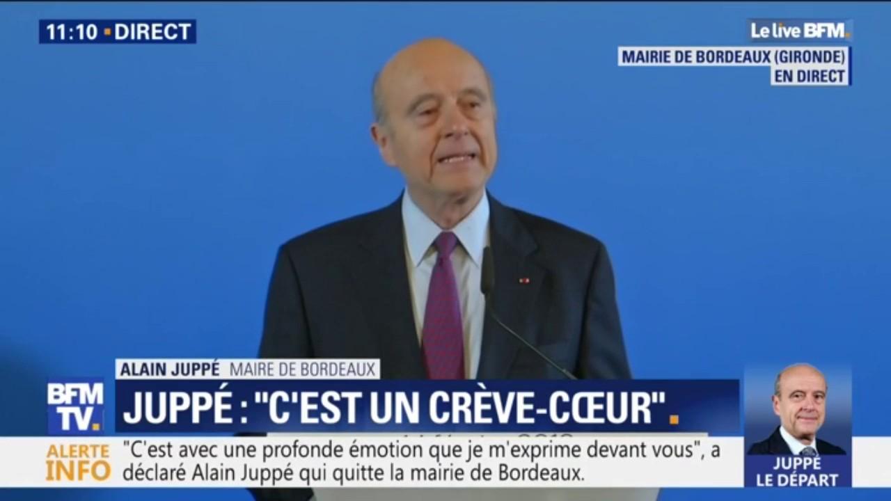 Alain Juppé nommé au Conseil constitutionnel