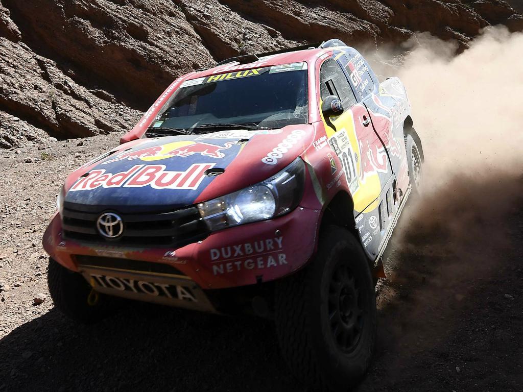 Nasser Al Attiyah abandonne sur la Dakar 2017