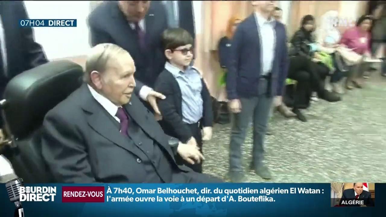 Bouteflika : Après l'armée, son principal allié le lâche aussi