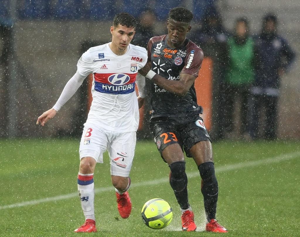L1 : Lyon manque de se noyer à Montpellier (1-1)